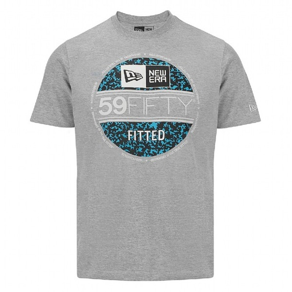 triko NEW ERA Bts Visor Sticker Tee