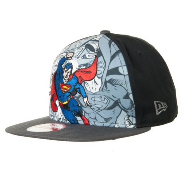 kšiltovka NEW ERA 950 Hero Break  Superman