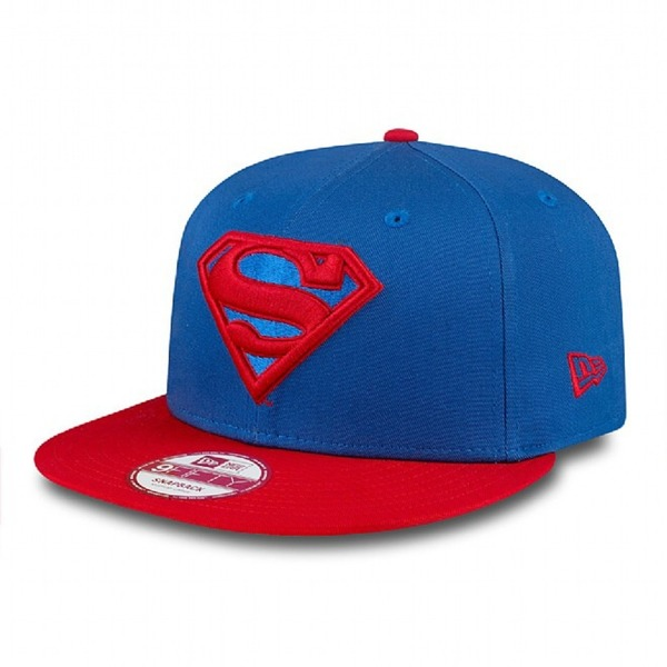 kšiltovka NEW ERA 950 Char Basic Superman