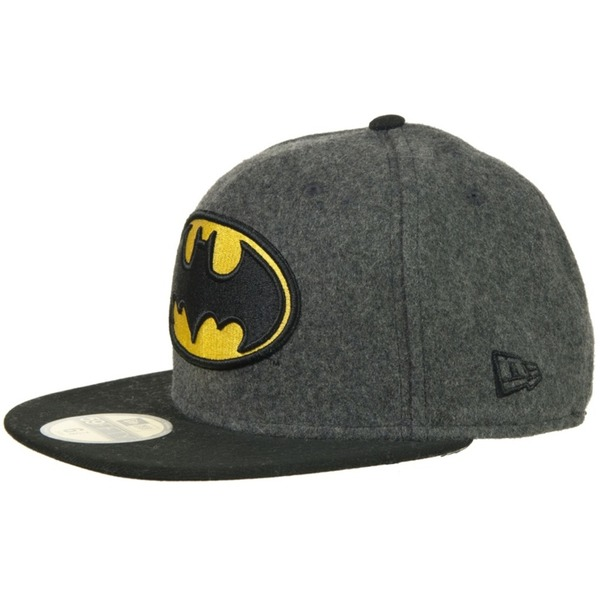 kšiltovka NEW ERA 5950 Hero Melton Batman