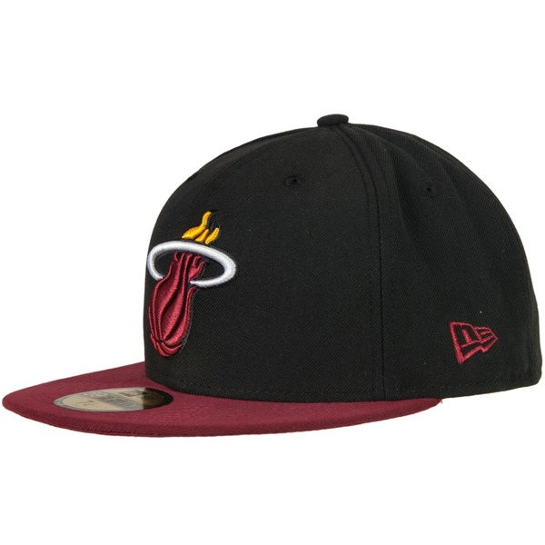 kšiltovka NEW ERA 5950 NBA Team Flip MIAHEA