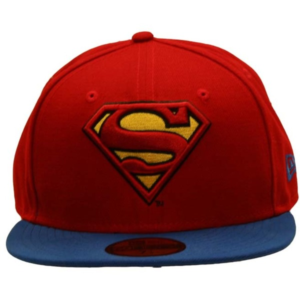 kšiltovka NEW ERA 5950 Rev Hero Superman
