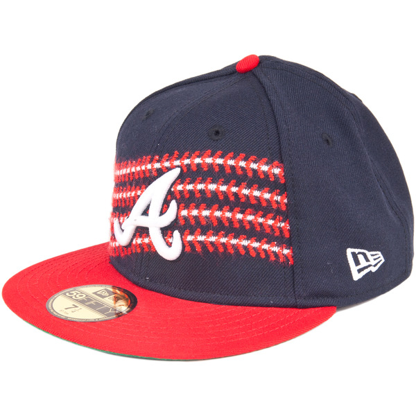 kšiltovka NEW ERA Official Seam Atl