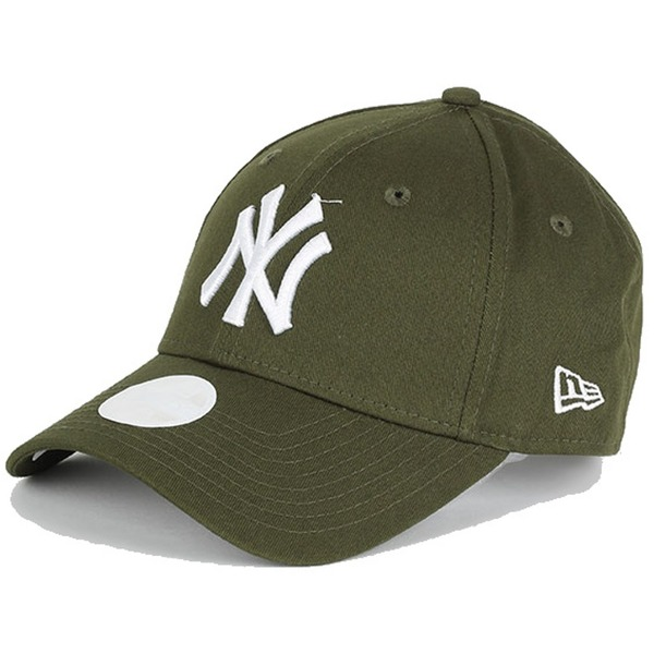 Kšiltovka New Era 940 League Essential New York Yankees Green ... 1c6306fbb0