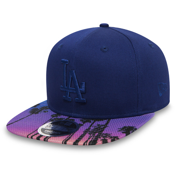kšiltovka NEW ERA 950 WEST COAST VISOR PRINT LOSDOD