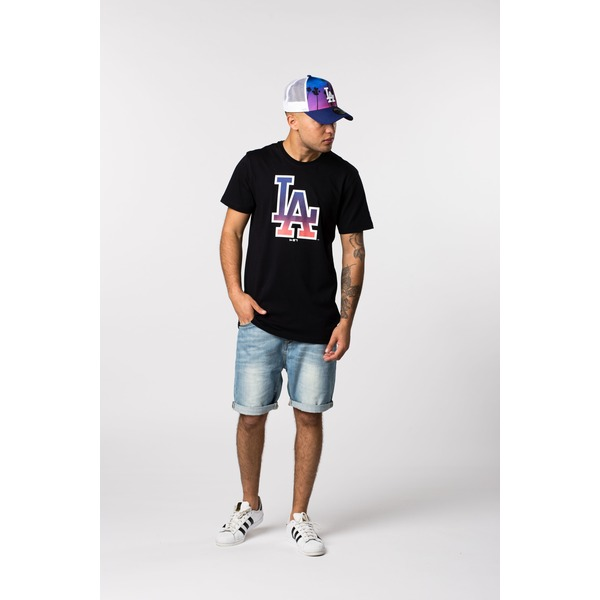 triko NEW ERA WEST COAST LOGO TEE LOSDOD