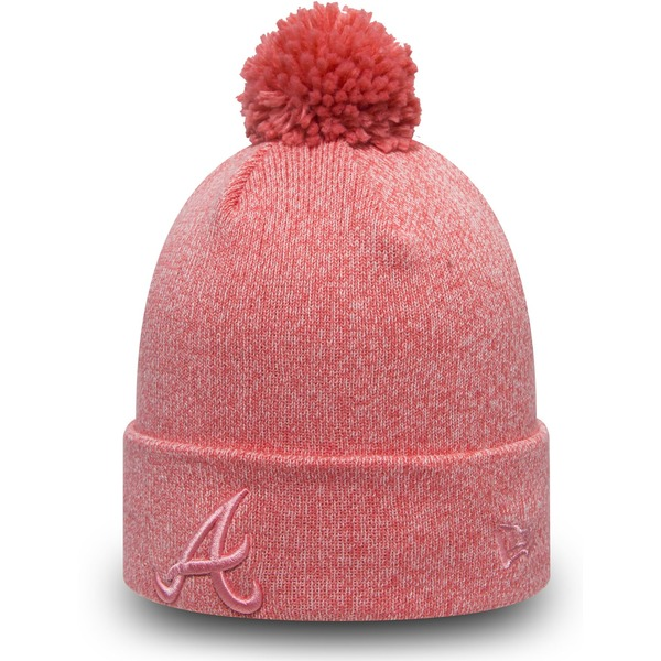 kulich NEW ERA W Wmn Essential Bobble Knit ATLBRA ... e2b2a4dc6d