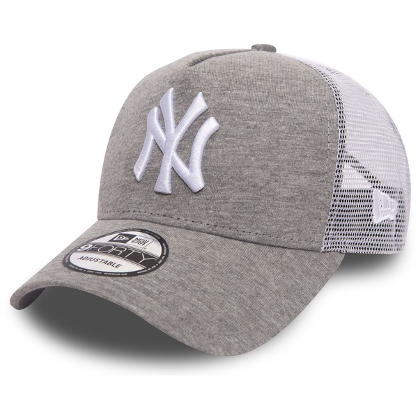 kšiltovka NEW ERA 940 Jersey Essential Trucker New York Yankees ... 8fc81ae318