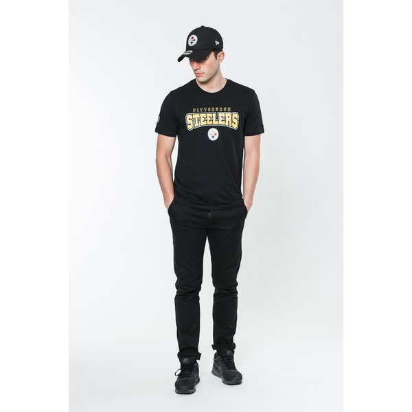 triko NEW ERA NFL Ultra Fan Tee PITSTE