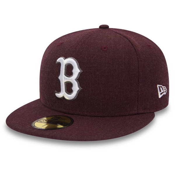 kšiltovka NEW ERA 5950 MLB Seasonal Heather BOSRED