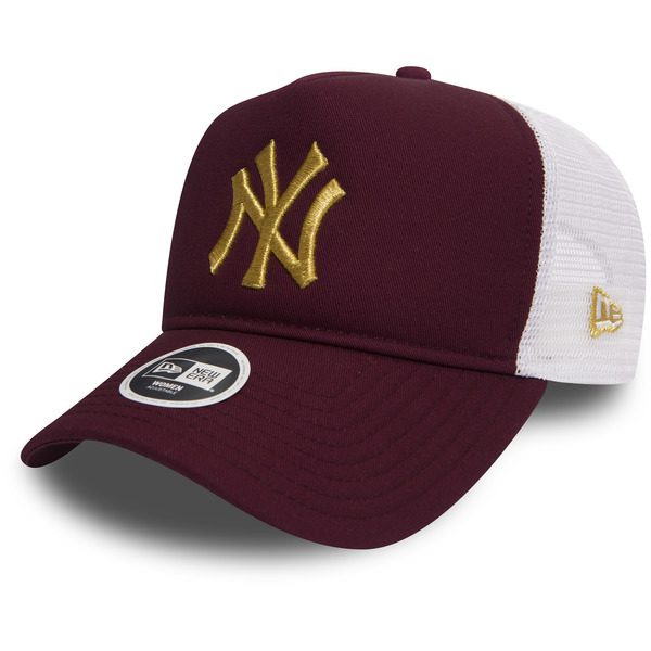 kšiltovka NEW ERA 940W MLB Wmn Essential Trucker NEYYAN