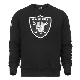 mikina NEW ERA NFL Team Logo Crew OAKRAI
