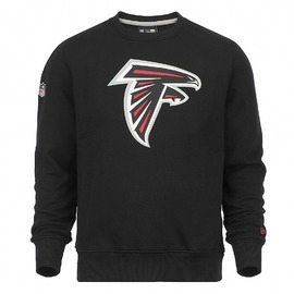 mikina NEW ERA NFL Team Logo Crew ATLFAL