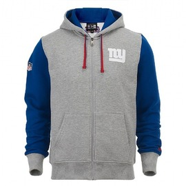 mikina NEW ERA NFL Team Fz Hoody NEYGIA