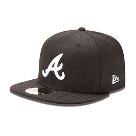 kšiltovka NEW ERA 5950 MLB Basic ATLBRA