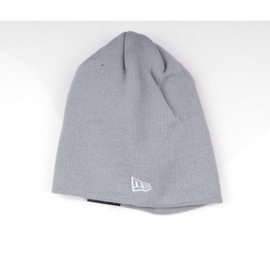 kulich NEW ERA Basic Skull Knit Grey