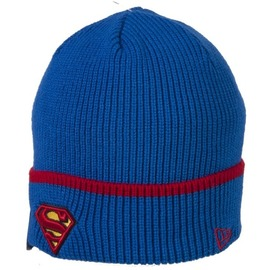 kulich NEW ERA Pop Cuff Knit Superman