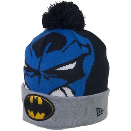 kulich NEW ERA Char. Wov Biggie Batman