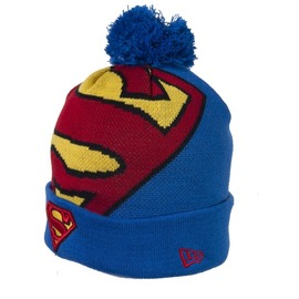 kulich NEW ERA Char. Wov Biggie Superman
