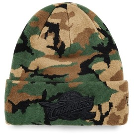 kulich NEW ERA NBA Camo KNIT CLECAV