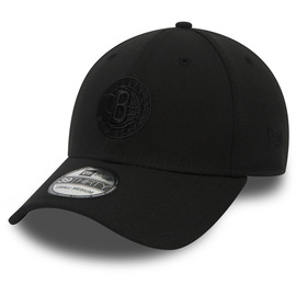 kšiltovka NEW ERA 3930 NBA Black On Black BRONET