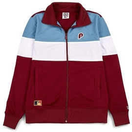 bunda NEW ERA Border Edge Track Jacket PHIPHI