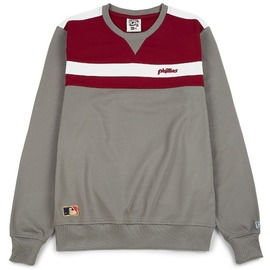mikina NEW ERA Border Edge Crew Neck PHIPHI