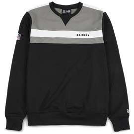 mikina NEW ERA Border Edge Crew Neck OAKRAI