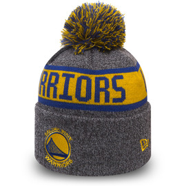 kulich NEW ERA K Jr NBA Marl Knit GOLWAR