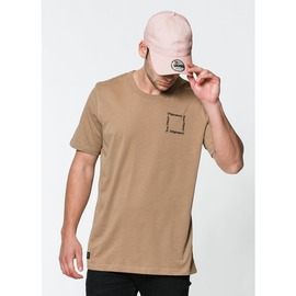 triko NEW ERA Originators Square Logo Xl Tee NEWERA