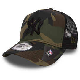 kšiltovka NEW ERA 940 Camo team aframe trucker NEYYAN