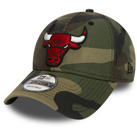 kšiltovka NEW ERA 940 NBA Washd camo CHIBUL ... 749a53112d