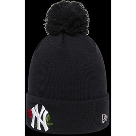 kulich NEW ERA MLB Wmns twine bobble knit NEYYAN