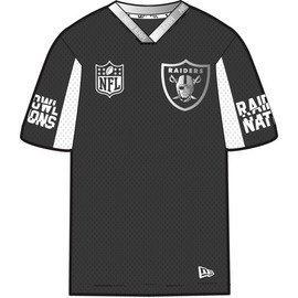 triko NEW ERA NFL Oversized tee OAKRAI