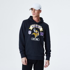 mikina NEW ERA NFL Graphic po hoody MINVIK